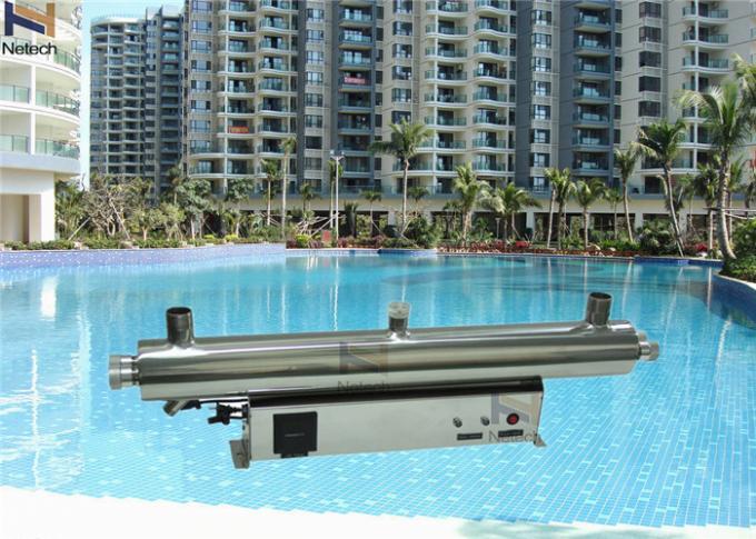 Water Treatment Swimming Pool Ozone Generator UV cleanr 3