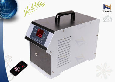 3A Fuse Aquaculture Ozone Generator 5000mg/Hr For Air Water Treatment Remote Control
