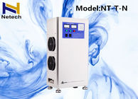 China 10G/H Ozone Generator Water Purification / Disinfection Built With Auto Air Dryer factory