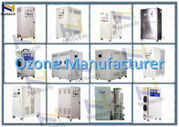 10G - 50G Laundry Ozone Generator Water Cooling Enamel Stainless Steel