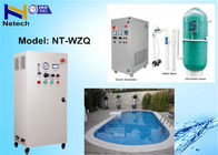 5 - 40G/Hr Air Cooling Swimming Pool Ozone Generator With PSA Oxygen System /  Industrial Ozone Machine