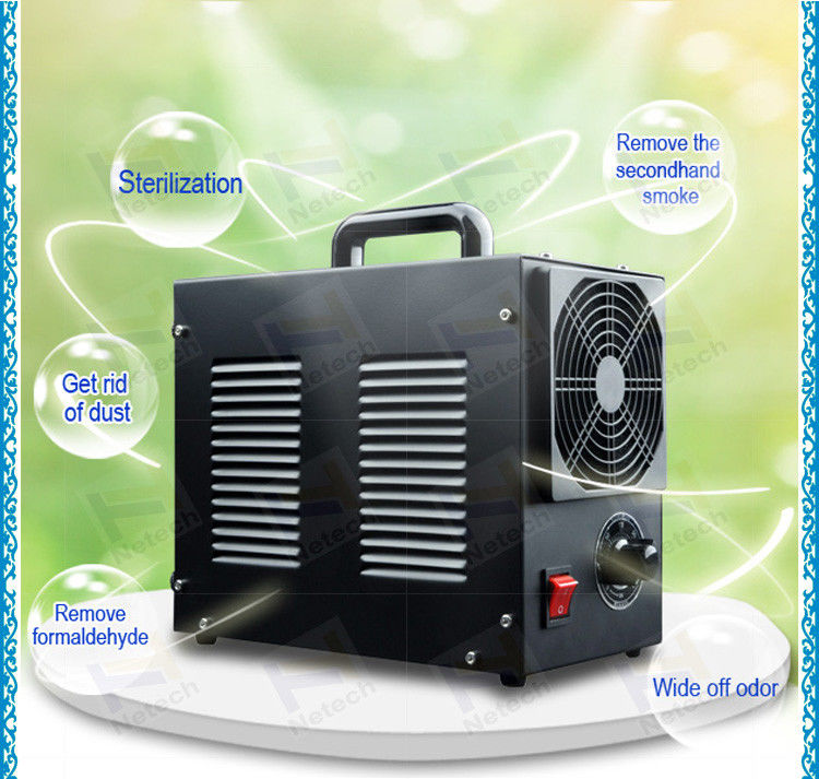 CE Portable Air Purifier Household Ozone Generator For KTV Hotel