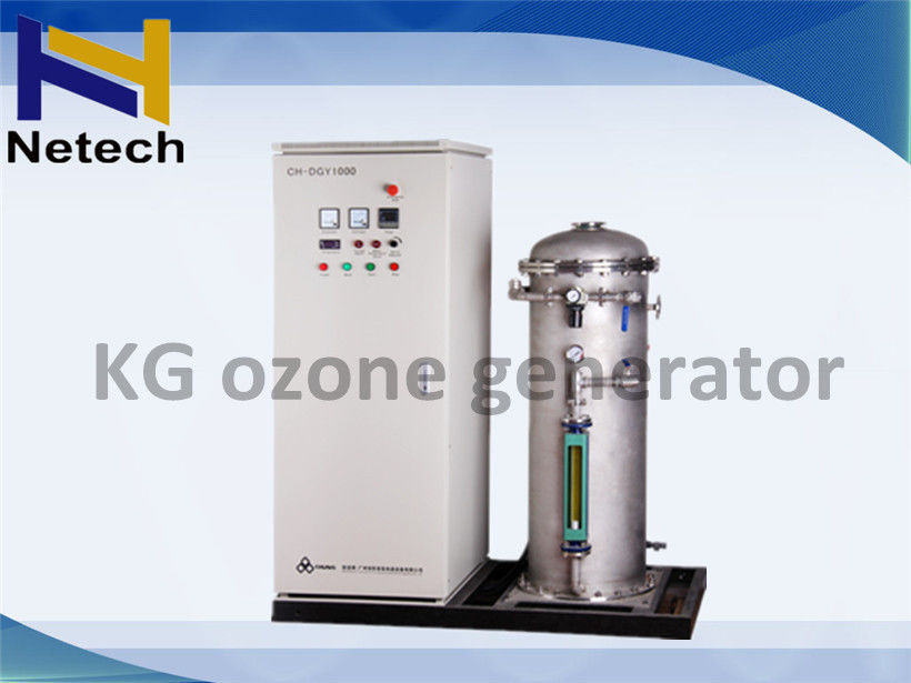 1 Kg 1.6 Kg 5 Kg Large Ozone Generator System For Industrial Water cleaning