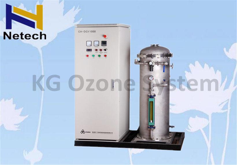 1kg 2kg Large Ozone Generator With Oxygen Feeding For