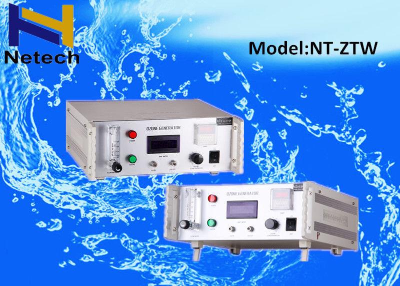 Electrical Corona Discharge : Electrical corona discharge household ozone generator for