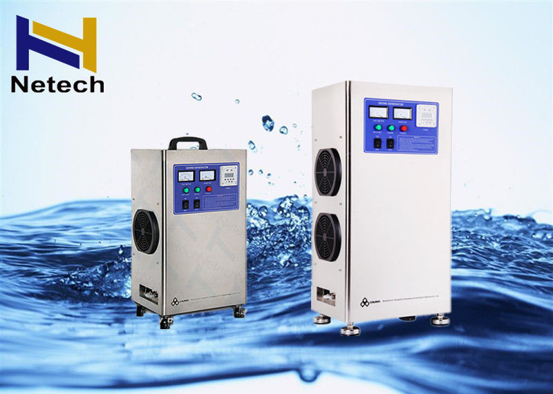 Air Cooling Swimming Pool Ozone Generator Water Purifier 220v 2g 3g 5g 6g 10g