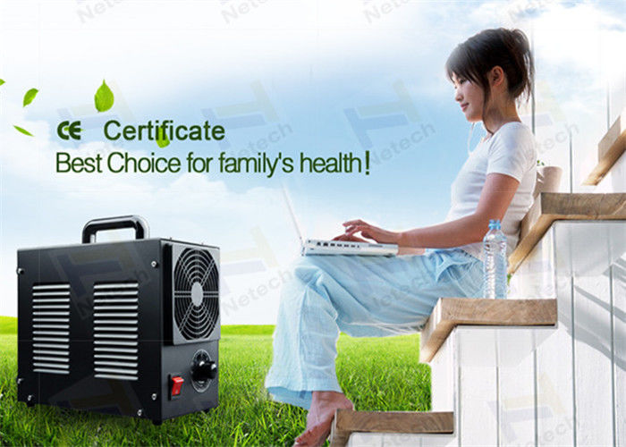 220v Household Ozone Generator For Air Purification , Water Sterilizing