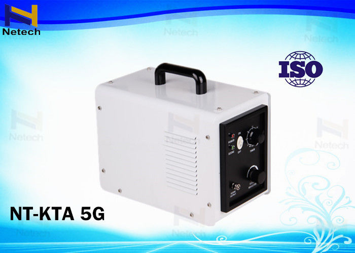 Air Cooling Commercial Ozone Generator Air Purifier For Room / Hotel / KTV