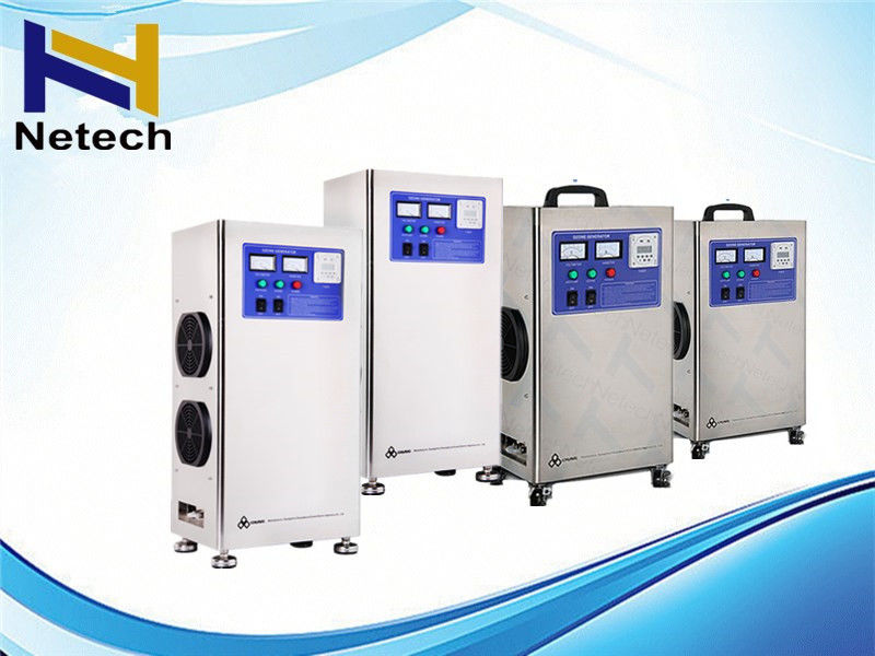 Ozone Generator Water Purification For Aquaculture Water Treatment