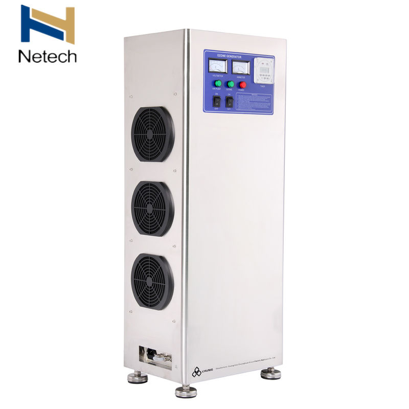 20G/H 110V 60Hz Industrial Ozone Generator For Waste Water Treatment