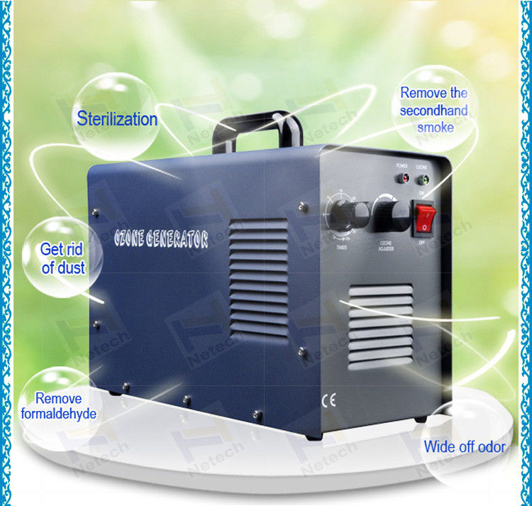 Air Cooling Clean Air Commercial Ozone Machine Corona