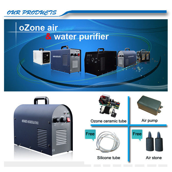 Low Working Noice Household Ozone Generator Ozone Machine For Air Purify
