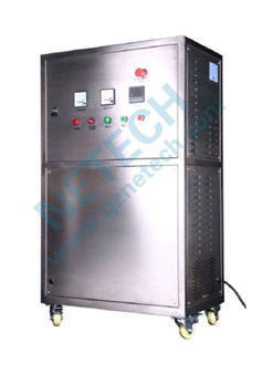 Aquaculture Ceramic tube water treatment solutions ozonator for drinking water
