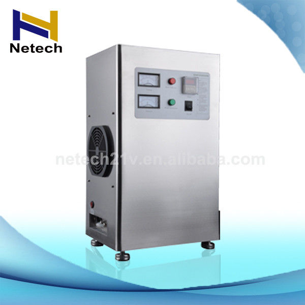 Swimming pool system industrial ozone generator