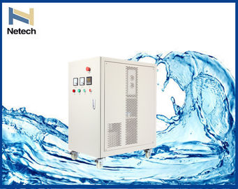 100g/hr Output Ozone Generator For Food / Beverage Production Line Bottled Water Treatment