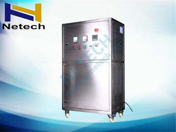 High Concentration Dissolved Ozone Water Machine With Stainless Steel Housing