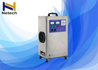 Clean Air Industrial Ozone Generator for Ozone Air Purifier , 0.025Mpa/h Compressed