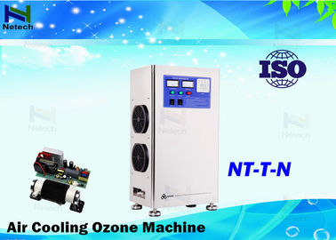 10g Air Cooling Corona Discharge Ozone Generator For Food And Beverage Industry